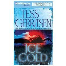 Tess Gerritsen ICE COLD Unabridged CD *NEW* FAST 1st Class Ship!