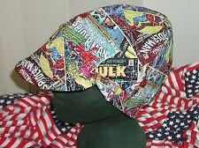 Comic Book : Red's American Made: Welding Hat, Biker, 4 Working Men $7.50
