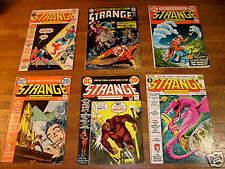 STRANGE ADVENTURES #222, 232, 235, 238, 239, 241