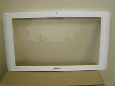"""Genuine Dell XPS Studio One 18.5"""" White LCD Bezel With Glass"""