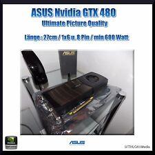Asus NVIDIA GeForce GTX 480 (1536 MB) DirectX 11-tarjeta gráfica