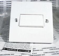 PHILEX 10A 3 pole ventilateur Languette interrupteur commutateur d'isolement blanc BS en60669-1:2000
