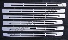 6 pcs. SCANIA R 2004-2009 Front Grid Decoration Made Of Polished Stainless Steel