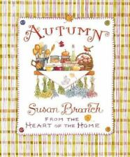 Autumn from the Heart of the Home by Susan Branch (2004, Hardcover)