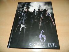 Resident Evil 6 Limited Edition Strategy Guide-Brady Games-lié - 336 S