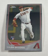 2013 Topps Chrome Tyler Skaggs RC #88 Diamondbacks