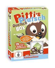 PITTIPLATSCH - PITTI'S PLATSCH QUATSCH BOX  2 DVD NEU