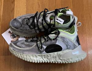 Nike Flow 2020 ISPA Spruce Aura Men's Size 10 CI1474-001