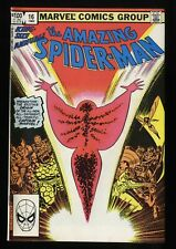 Amazing Spider-Man Annual #16 FN 6.0 1st Monica Rambeau as Captain Marvel!