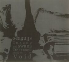 Seagulls Insane and Swans Deceased Mining Out the Void - Self-Titled - CD - New