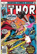 Thor #269 Bronze Age Marvel Comics US CENT COPY Walt Simonson VF/NM
