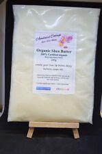Shea Butter 100% certified Organic - 200g