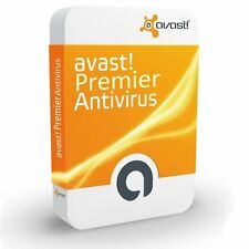 Avast Premier 2017 | 3PC | 3 YEAR | License File Electronic Delivery