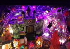 Medieval Madness, Cirqus Voltaire Circus AFM Pinball Playfield Light Mod PURPLE