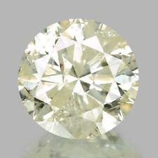 1.01 Cts UNTREATED FINE QUALITY SPARKLING NATURAL WHITE DIAMOND REFER VIDEO