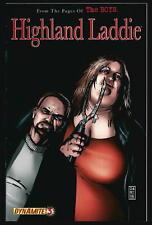 Highland Laddie US Dynamite COMIC vol.1 # 3/'10