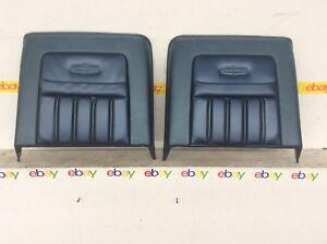 1974-1979 LINCOLN MARK lV V TORINO RANCHERO TBIRD COUGAR LTDll BLUE SEAT BACKS