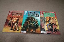 The Savage Brothers Set #1,2,3 VF/NM 9.0 2006 Boom Studios See my store