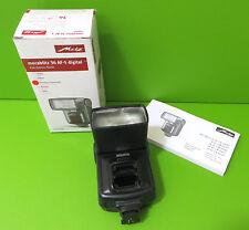 Metz Mecablitz 36 AF-5 Digital Flash for OLYMPUS Panasonic Camera - Faulty