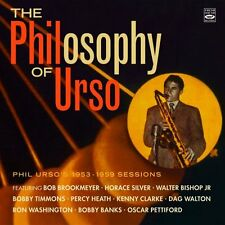 Phil Urso: THE PHILOSOPHY OF URSO - PHIL URSO'S 1953-1959 SESSIONS (2-CD SET)