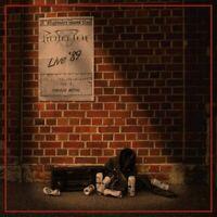 PROTECTOR - Live '89 - LP (ltd.250) - THRASH METAL