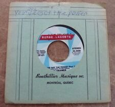 45 RPM  Su Kramer You've Got the Power Part I & II 222