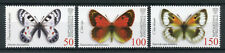 Kyrgyzstan KEP 2018 MNH Butterflies 3v Set Butterfly Insects Stamps