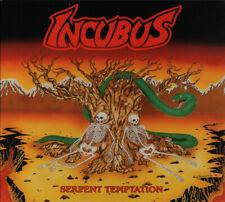 Incubus - Serpent Temptation THRASH/DEATH METAL Opprobrium Vengeance Rising INRI