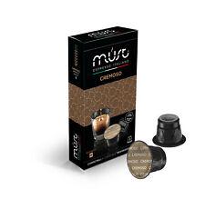 100 Nespresso Compatible Coffee Capsules- 100 Must Espresso Cremoso