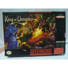 King of Dragons Super Nintendo Usa Very Good Condition