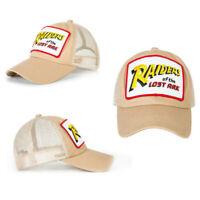 Raiders Of The Lost Ark Indiana Jones Baseball Cap Outdoor Hat Cosplay Hat Props