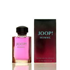 (29,27 EUR/100 mL) Joop Homme After Shave Lotion 75 ml NEU OVP