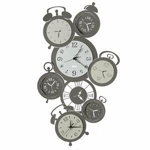 Orologio Grande Moderno da Parete Sala Vintage Remember design Arti e Mestieri