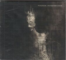 PHAENON - his master's voice CD
