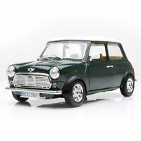 MINI COOPER 1969 1:24 scale model diecast toy car metal Classic Green