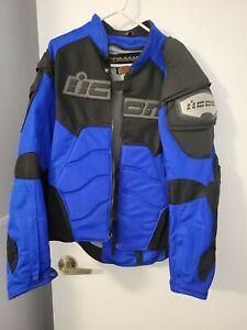 ICON TIMAX Motorcycle Jacket - Size XXL