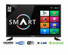 Weston WEL-3200S 80 cm (32 inch) Smart LED TV-Samsung Panel