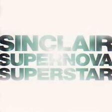 SINCLAIR - SUPERNOVA - SUPERSTAR - CD SINGLE PROMO CARDSLEEVE 1 TITRE 2003