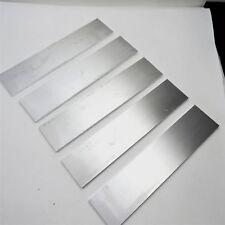 "New listing .375"" thick 3/8 Aluminum 6061 Plate 5.75"" x 18"" Long Qty 5 sku 174434"