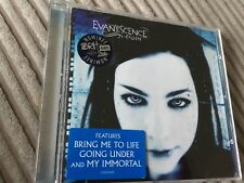 EVANESCENCE - FALLEN - CD ALBUM - BRING ME TO LIFE / MY IMMORTAL +