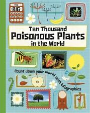 The Big Countdown Ser.: Ten Thousand Poisonous Plants in the World by Paul...