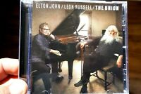 Elton John / Leon Russell - The Union  - CD, VG