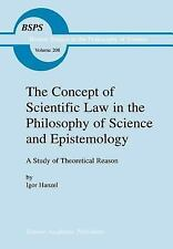 The Concept of Scientific Law in the Philosophy of Science and Epistem-ExLibrary