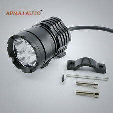 1×7800LM CREE  LED Fog Spot Head Light E-Bicycle Spotlight Waterproof Motorcycle