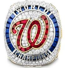 2019 2020 Washington Nationals World Series Team Ring Souvenir