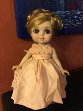 """ADORA BELLE """"JUST PEACHY"""" MARIE OSMOND PORCELAIN DOLL LE500 NEW IN BOX"""