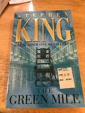 The Green Mile Stephen King Uk paperback softcover Orion Nm/Vf all 6 combined