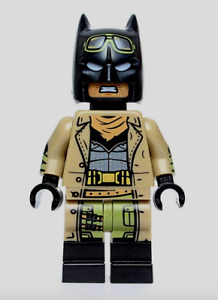 Lego Knightmare Batman Minifigure 853744 Dawn of Justice Super Heroes