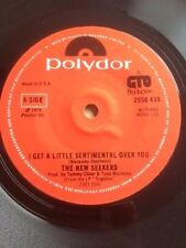 NEW SEEKERS I GET A LITTLE SENTIMENTAL OVER YOU / PETER PAUL & MARY RIDE A HORSE