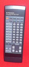 Original Genuino Pioneer Hi-fi Monitor receptor estéreo control remoto CU-SD025